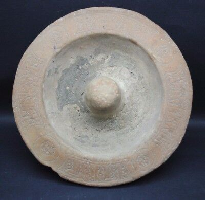 Rare earliest form of writing inscribed dish 2000 BC