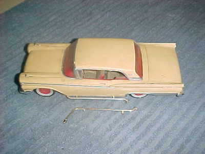 1959 FORD GALAXIE - PROMO - MODEL - Vintage AMT
