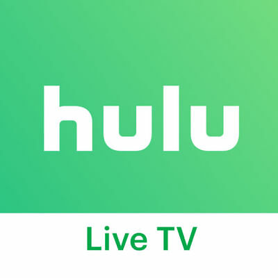 HULU LIVE TV Subscription - 1 yr