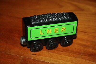 Thomas and Friends Wooden Railway Flying Scotsman's Tender - LNER