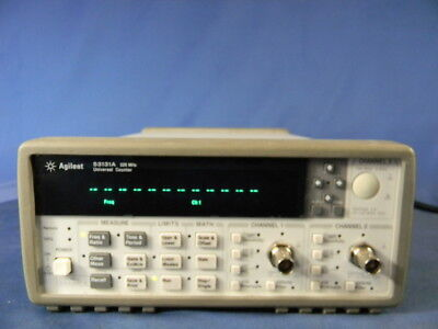 Agilent 53131A Frequency Counter 30 Day Warranty
