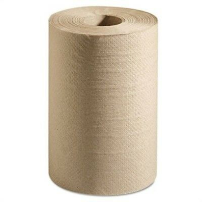 Hardwound Roll Paper Towels, 7 7/8 x 350 ft, Natural, 12 Rolls/Carton