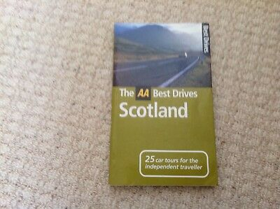 Best Drives Scotland (AA Best Drives) by AA Publishing Paperback Book