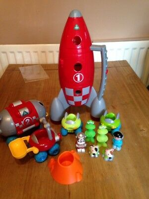 Happyland Space Rocket
