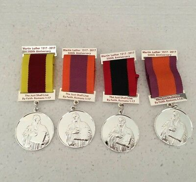 Commemorative Reformation Medals