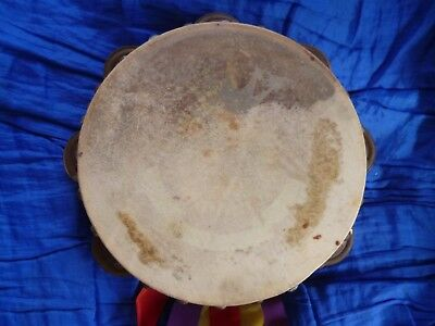 8 inch Tambourine DRUM SALVATION ARMY