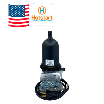 HOTSTART TPS101GT8-000 - Engine Coolant Pre-Heater - Original!!