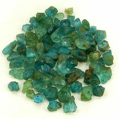 200.00 Ct Natural Apatite Loose Gemstone Stone Rough Specimen Lot - 6257