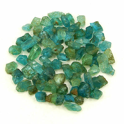 200.00 Ct Natural Apatite Loose Gemstone Stone Rough Specimen Lot - 6231