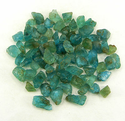 200.00 Ct Natural Apatite Loose Gemstone Stone Rough Specimen Lot - 6299