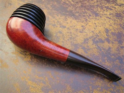 PORSCHE DESIGN Pfeife Vintage Pipe Bruyere German Handmade 9 mm Filter OLDENKOTT