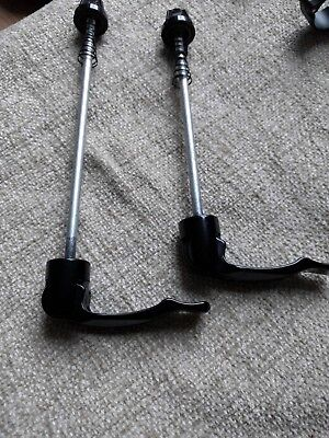 campagnolo quick release skewer black road for Zonda and Sirocco
