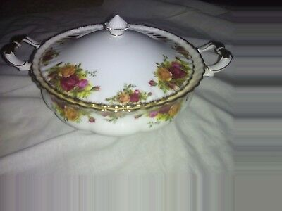 Tureen - Royal Albert Old Country Roses