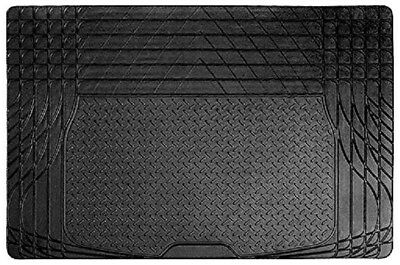 Heavy Duty Durable Waterproof Rubber Car Boot Mat 120x80cm - Pet Dog Cage Liner