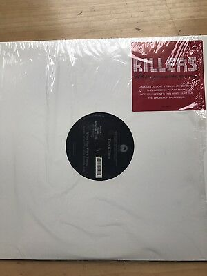 "The Killers Double 12"" Vinyl When You Were Young Remixes Unplayed"