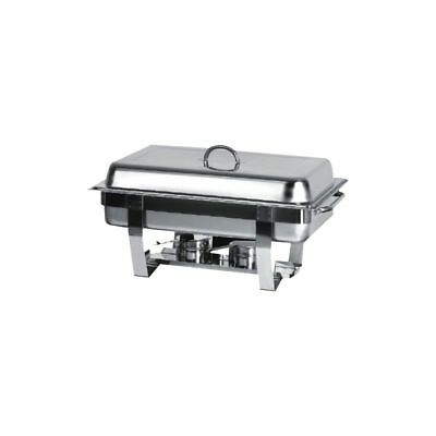 Chafing Dish avec Couvercle et Pieds en Inox GN1/1 Atosa Catering Equipement