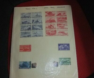 Cinderella Stamps (Military Theme And 1939 London Stamp Exhibition)