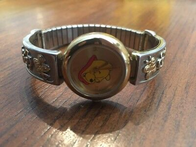 Creation Of The Disney Store Bracelet Stretch Band Watch