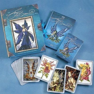 Amy Brown Faery Wisdom Tarot Cards Deck & Book Fairy Inspiration Boxed Set SALE