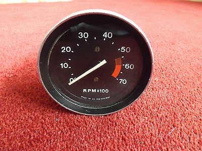 MGB Smiths Tachometer Rev counter, fits GT's & roadsters, kitcar?