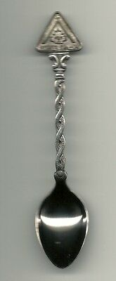 Scouts Canada Silver Plated Spoon