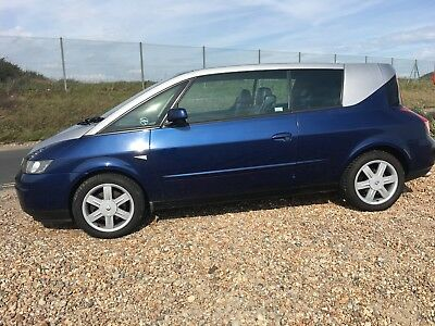 Renault Avantime 2.0 Turbo - Immaculate. FSH. Cambelt done. Appreciating classic
