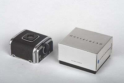 *Mint Boxed Hasselblad A12 Chrome Film Back Holder 120 6x6 Matching Numbers/Box.