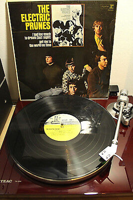 The Electric Prunes I Had Too Much To Dream (Last Night) Rare Psych Ori 1967 UK