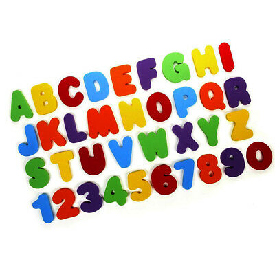 Educational Alphabet Learning Toy Letters Numbers Bath Tub Toys For Kids Early
