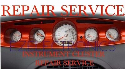 """1997 2001 Plymouth Prowler Instrument Cluster """"repair Service"""""""