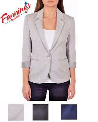 SALE!! NEW!! Nicole Miller Original Knit Blazers Size and Color VARIETY