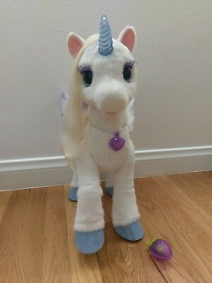 FurReal Friends StarLily, My Magical Unicorn, great condition