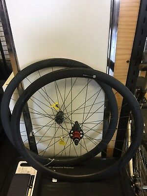 Specialized Roval Rapide CLX 40 DIsc SCS wheelset. Installed but never ridden