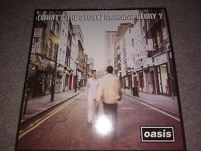 Oasis- What's The Story Morning Glory ?-Lp/Vinyl/Record
