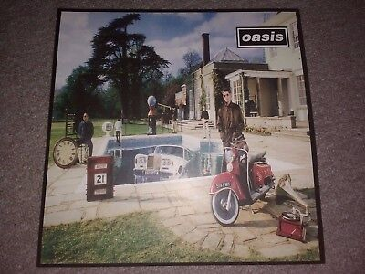 Oasis- Be Here Now-Lp/Vinyl/Record