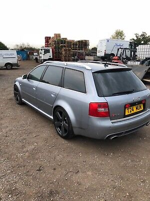 Audi rs6 2005 project
