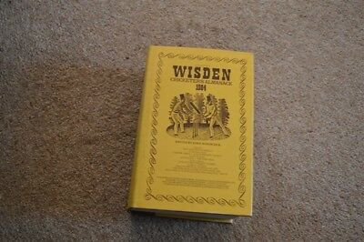 1984 WISDEN cricketers almanack