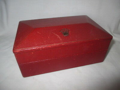 Vintage Rolex Watch Box. Brevet No. 247509