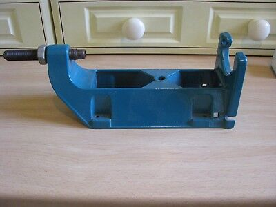 Vintage Black And Decker Horizontal Drill Stand