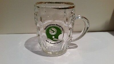 Saskatchewan Roughriders Beer Mugs, Glasses and Candy Dish
