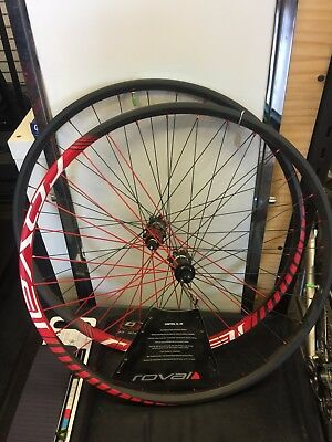 """Specialized 29"""" Roval Control SL Wheelset."""