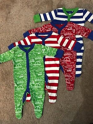 Baby Boys Next Sleepsuits Newborn Up To One Month