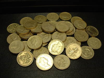 Great Britain $40 Pounds Face Coinage Great Bargain!!