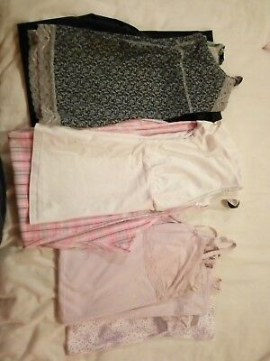 Bundle of maternity pjs/nighties in size 10/small