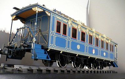 Märklin 1 Gauge 58033 Passenger Car Court Train Car fits 55530 Tristan OB
