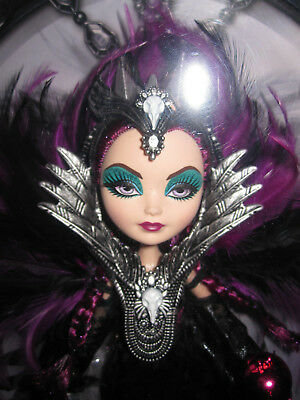 NRFB New SDCC Ever After High Raven Queen Doll, No Outer Box