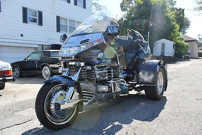 1997 Honda Gold Wing  1997 honda goldwing trike by motor trike with trailer