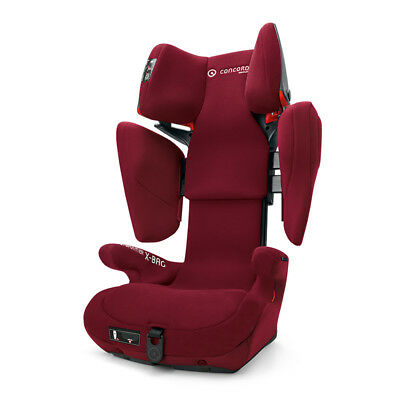 Concord Transformer X-Bag Exclusiv, Bordeaux Red