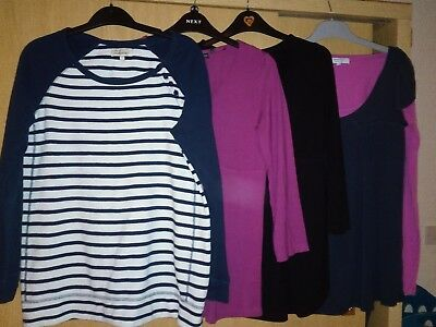 Bundle of Maternity Tops, size 10