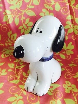 Vintage Snoopy Bank, 1968, Italy